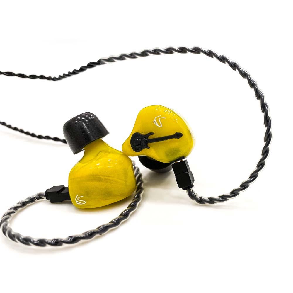 Header mobile Lake Sound cutom in ear monitors