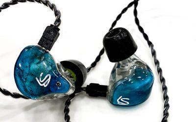 Custom in ear lake sound 5 driver Nina